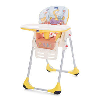 Chicco 04079187340000 Стандартный детский стульчик Мягкое сиденье Разноцветный