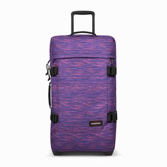 Eastpak Tranverz M На колесиках 78л Полиэстер Розовый, Пурпурный