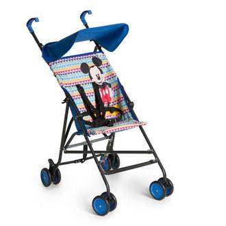 Hauck Sun plus Lightweight stroller 1место(а) Черный, Синий