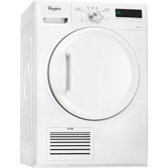 Whirlpool HDLX 80311 Отдельностоящий Фронтальная загрузка 8кг A+ Белый