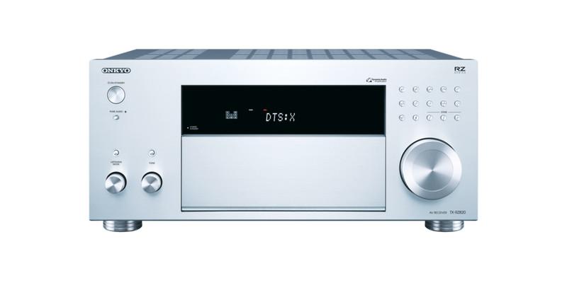ONKYO TX-RZ820 7.2канала Объемный звук 3D Cеребряный AV ресивер