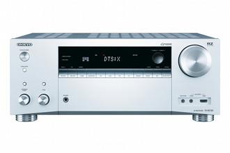 ONKYO TX-RZ720 7.2канала Объемный звук 3D Cеребряный AV ресивер