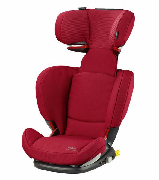 Bebe Confort RodiFix AirProtect Красный Автомобильный бустер с высокой спинкой