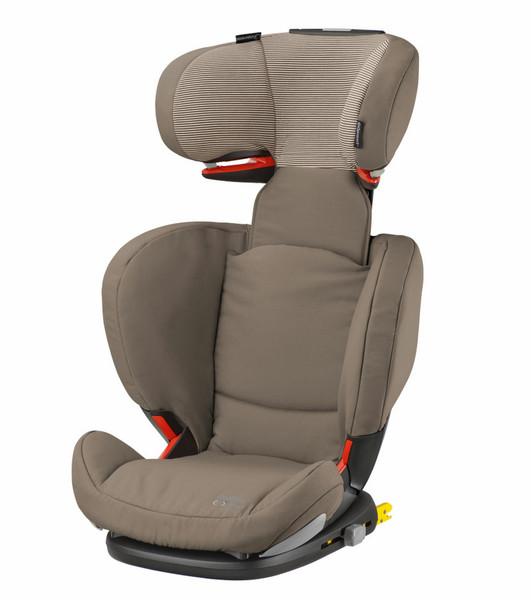 Bebe Confort RodiFix AirProtect Коричневый Автомобильный бустер с высокой спинкой