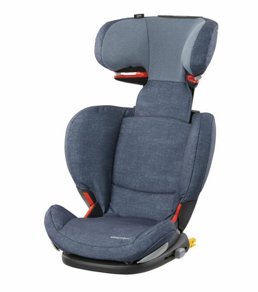 Bebe Confort RodiFix AirProtect Синий Автомобильный бустер с высокой спинкой