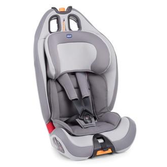 Chicco Gro-up 123 1-2-3 (9 - 36 кг; 9 месяцев - 12 лет) Серый детское автокресло