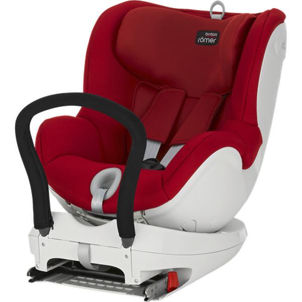 Britax Dualfix 0+/1 (0 - 18 кг; 0 - 4 года) Красный детское автокресло