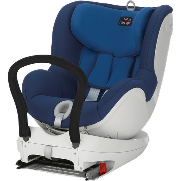 Britax Dualfix 0+/1 (0 - 18 кг; 0 - 4 года) Синий детское автокресло
