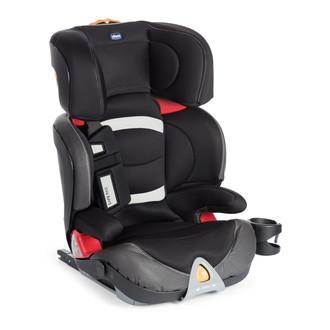 Chicco Oasys 23 FixPlus EVO 2-3 (15 - 36 кг; 3,5 - 12 лет) Черный детское автокресло