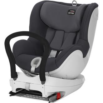 Britax Dualfix 0+/1 (0 - 18 кг; 0 - 4 года) Серый детское автокресло