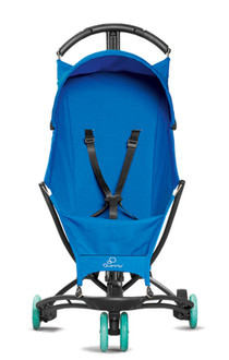 Quinny Yezz Jogging stroller 1место(а) Синий