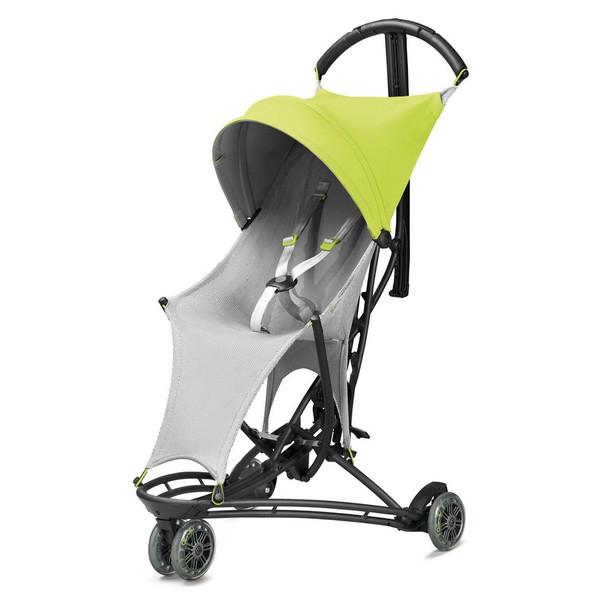 Quinny Yezz Air Jogging stroller 1место(а) Серый, Лайм