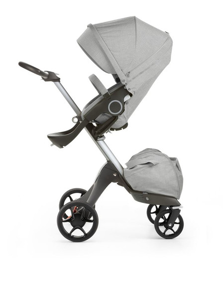 Stokke Xplory New Travel system pram 1место(а) Серый