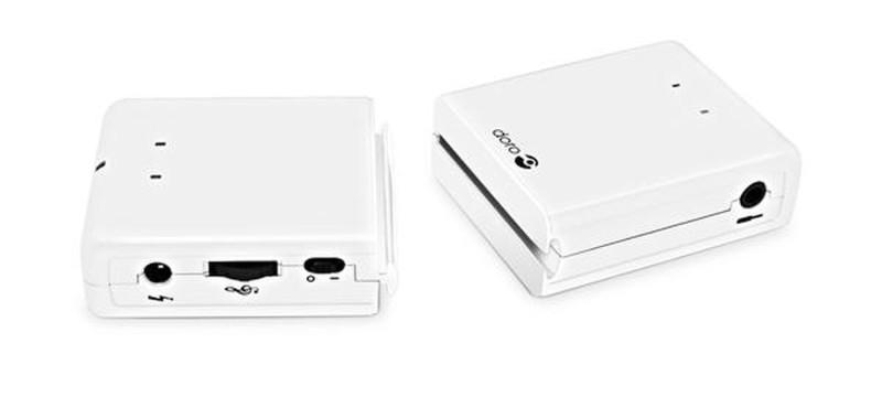 Doro HearPlus 325a 2.0канала Белый AV ресивер