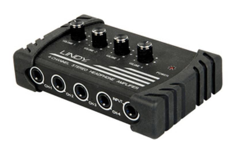 Lindy 6110 Черный AV ресивер