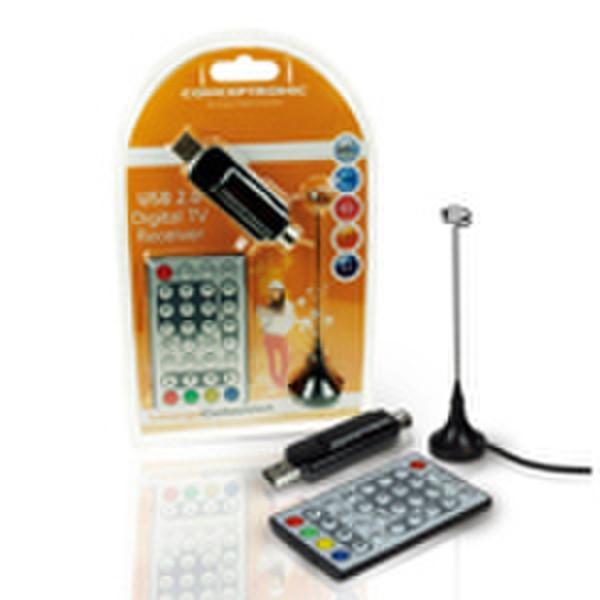 Conceptronic USB 2.0 Digital TV Receiver AV ресивер
