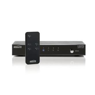 Marmitek Connect410 Черный AV ресивер