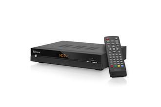 Trekstor HD SatReceiver Cepto S2 Черный AV ресивер