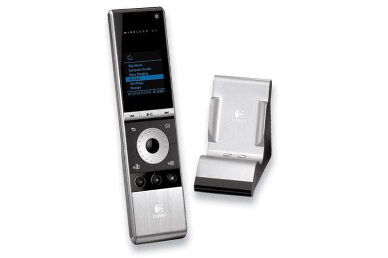 Logitech Wireless DJ Music System пульт дистанционного управления