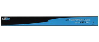 Gefen EXT-COMPAUD-CAT5-148 Серый AV ресивер