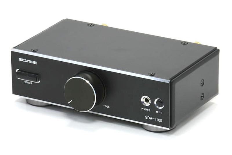 Scythe Kama Bay AMP Kro 2.0канала Черный AV ресивер