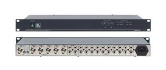 Kramer Electronics VM-10XL Черный, Серый AV ресивер