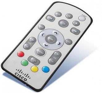 Cisco DMP-RM-K9= Нажимные кнопки Серый пульт дистанционного управления