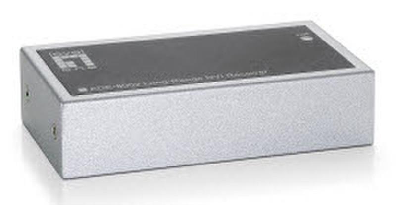 LevelOne ADE-8002 Серый AV ресивер