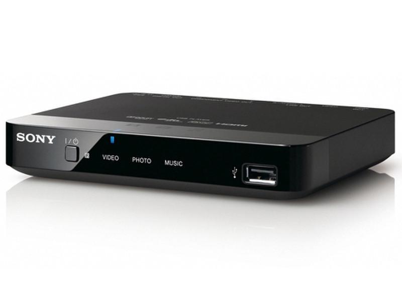 Sony SMP-U10 Черный медиаплеер