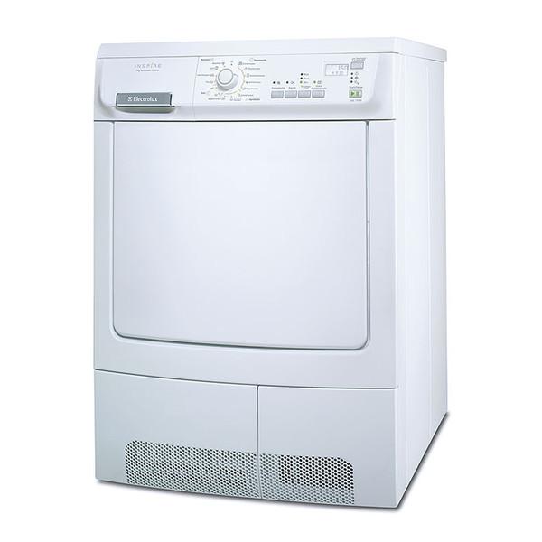 Electrolux EDC 77550 W Отдельностоящий Фронтальная загрузка 7кг B Белый