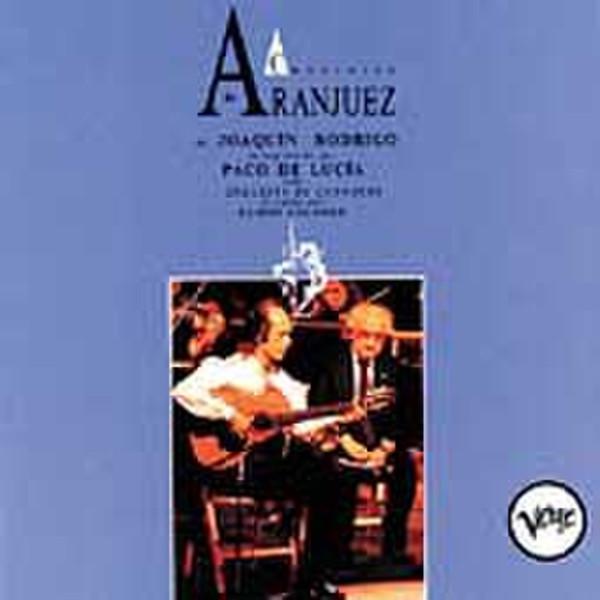 Philips Paco De Lucia - Concierto de Aranjuez (1993) CD-R 700МБ 1шт