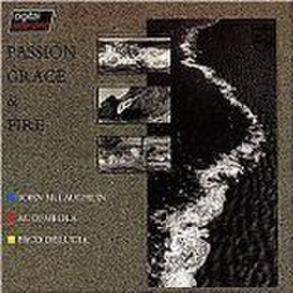 Philips Paco De Lucia - Passion Grace And Fire (1983) CD-R 700МБ 1шт