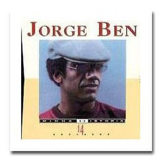 Philips Jorge Ben - Minha Historia (1995) CD-R 700МБ 1шт