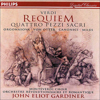 Philips Verdi: Requiem, Sacred Pieces (1995) CD-R 700МБ 1шт
