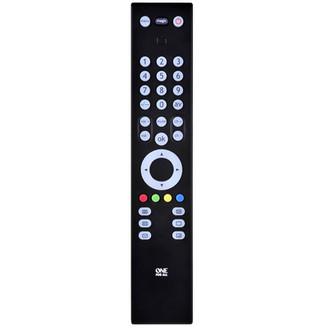 One For All Slim Line TV Черный пульт дистанционного управления