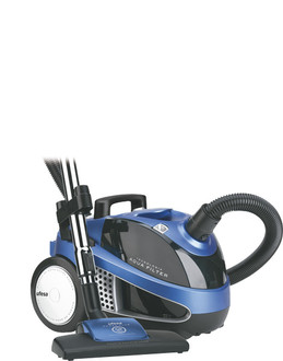 Ufesa AP8110 Цилиндрический пылесос 1600Вт Черный, Синий пылесос
