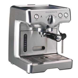 Gastroback 42609 Espresso machine 2.2л Cеребряный кофеварка