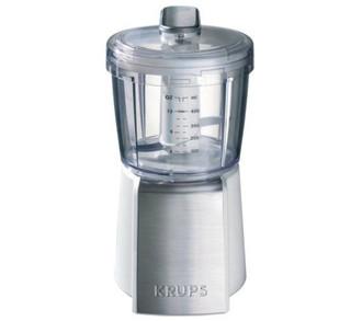 Krups GVA 241 400Вт Cеребряный, Белый кухонная комбайн