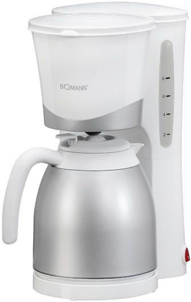 Bomann KA 168 CB Капельная кофеварка 1л 10чашек