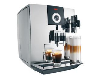 Jura IMPRESSA J9 One Touch Отдельностоящий Автоматическая Espresso machine 2.1л 10чашек Хром
