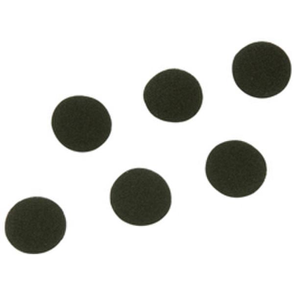 Bandridge BHP020 Черный 6шт подушечки для наушников