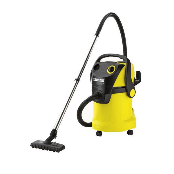 Kärcher WD 5.300 Цилиндрический пылесос 25л Черный, Желтый