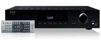 X4-TECH Amplifier A-1200 Черный AV ресивер