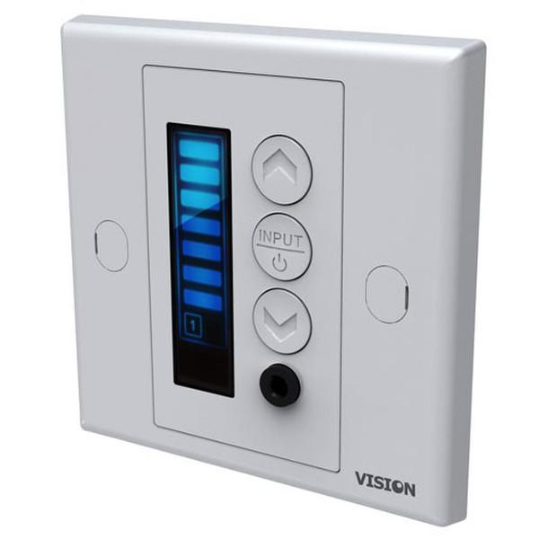 Vision TC2-AMP2 Белый AV ресивер