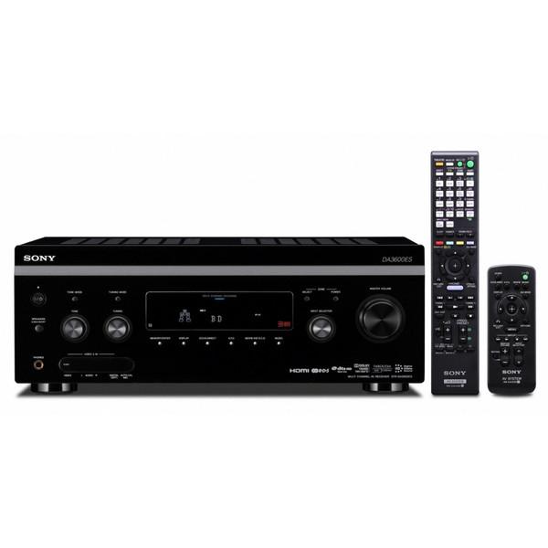 Sony STR-DA3600ES Черный AV ресивер