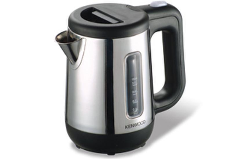 Kenwood JKM076 0.5л 670Вт Черный, Cеребряный электрический чайник
