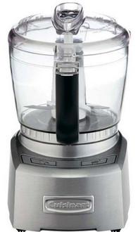 Cuisinart CH4DCE 250Вт 0.95л Cеребряный, Прозрачный кухонная комбайн