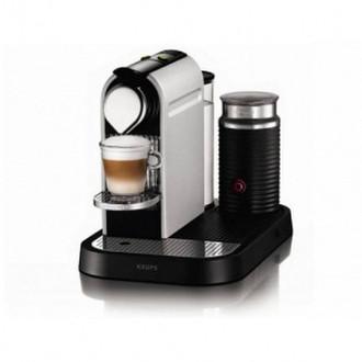 Krups Nespresso CitiZ Капсульная кофеварка 1чашек Cеребряный