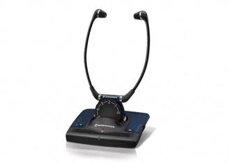 Sennheiser Set 840-TV Черный, Синий