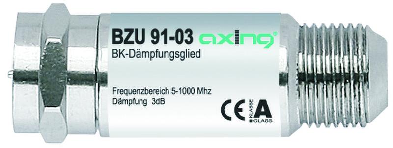 Axing BZU 91-06 Cеребряный